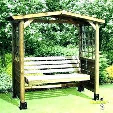 wooden garden swing plans free bench seat outdoor porch
