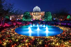 join lewis ginter botanical garden as we illuminate dominion energy gardenfest of lights the region s ultimate holiday extravaganza