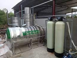 Hệ thống lọc nước giếng khoan công suất 3m3/h - lọc giếng khoan