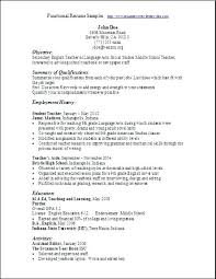 Outline Of A Resume Resume Outline Examples Awesome Sample High ...