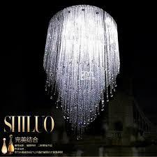 large crystal chandelier wideth100cm luxury crystal light chandelier modern crystal lamp big hall chandeliers