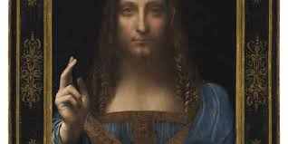 Leonardo da Vinci: Salvator Mundi sells for record $450 million
