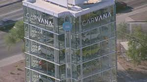 Car Vending Machine Phoenix Extraordinary Carvana In Tempe Will Dispense Cars From Giant Vending Machine