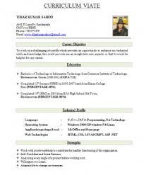 Best New Cv Formats Design Vintage Best Resume Format For Freshers