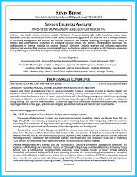 Magnificent It Analyst Resume Examples Photos Professional