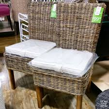 dining room chairs from homegoods