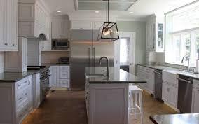 paint oak kitchen cabinets light gray simple brown mat fancy white porcelain plate simple wooden kitchen cabinet