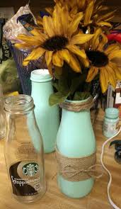 Milk Bottle Decorating Ideas 100 best Milk Bottle Ideas images on Pinterest Jars Mason jars 10
