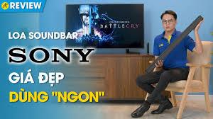 Loa thanh soundbar Sony 2.0 HT-S100F 120W có bán trả góp, giá tốt