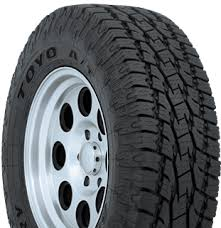All Terrain Light Truck Tire Open Country A T Ii Toyo