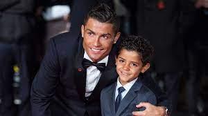 """Cristiano Ronaldo rechnet mit Cristiano junior: """"Wird so stark wie ich"""" -  Eurosport"""