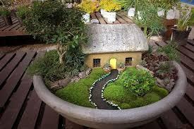 fairy garden container ideas. A Garden Fit For Fairy Container Ideas