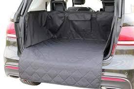 canine cargo mat black 132x99x43cm