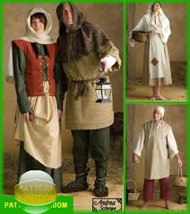 Medieval Tunic Pattern Impressive Pattern Kingdom Mens Medieval Renaissance Costume Patterns