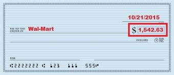How To Write A Check An Example With Six Easy Steps Pictures