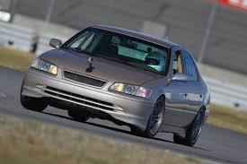 Paul Kong's 1999 Toyota Camry