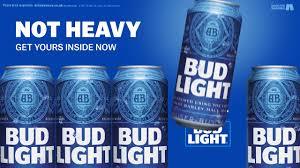 Old Bud Light Label Bud Light Lager Ocado