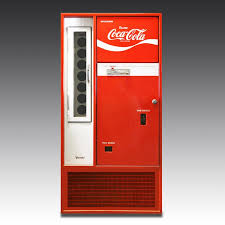 French Vending Machine Simple Cocacola Retro Vending Machine The Games Room Company