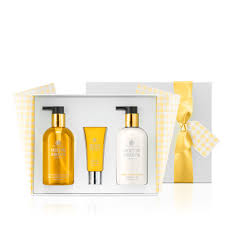 molton brown usa limited edition pear honey hand wash lotion cream gift set
