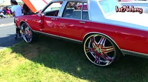Red/Grey Box Chevy Caprice on 28