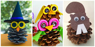 Box Decorating Ideas For Kids Pine Cone Crafts For Kids Crayon Box Chronicles Pine Cone Diy 43