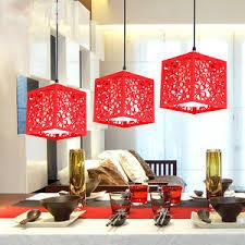 red pendant lighting. Red Pendant Lighting. Three-light Chinese Acrylic Multi Lights Lighting A