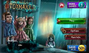 It's time to relieve yourself from the stress by exercising your mental abilities. Deadly Puzzles Toymaker Hidden Objects Numerous Upon Completion