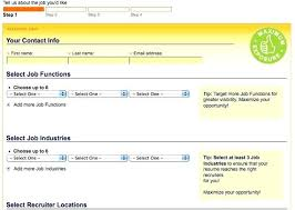 careerbuilder resume search fantastic resume 8 get that job six online  tools careerbuilder resume database reviews