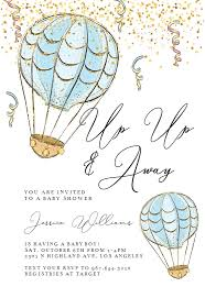 Cut out the shape and use it for coloring, crafts, stencils, and more. Hot Air Balloon Baby Shower Invitation Template Free Greetings Island Hot Air Balloon Baby Shower Hot Air Balloon Baby Shower Invitations Baby Shower Invitation Templates