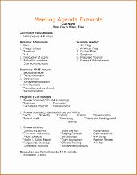9 Business Meeting Itinerary - Besttemplates - Besttemplates