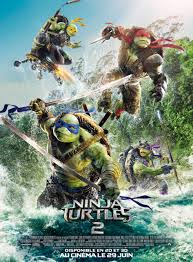 Ninja Turtles 2 - DvdToile