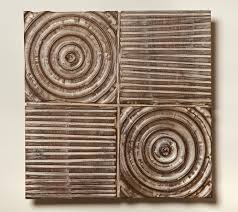 Artful Home Quadrant By Kipley Meyer Wood Wall Sculpture Artful Home