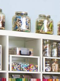 creative storage solutions. 12 creative craft or sewing room storage solutions c