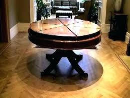 round dining table expandable expanding trendy mid century modern extendable round dining table expandable