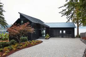dream home 2018 is a modern and welcoming waterfront escape set in gig harbor