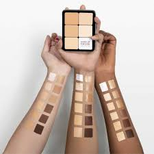 ever ultra hd foundation palette creme