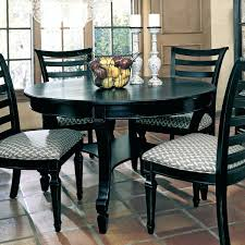 Round Dining Table For 6 With Leaf Circle Dining Table With Leaf Cheap Heartlands Round Black Glass