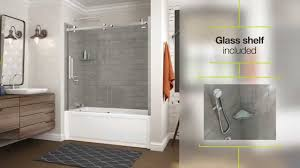 Utile by MAAX – Shower Wall Panels - YouTube