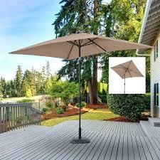 rectangular patio umbrella replacement canopy luxurious patio umbrella replacement canopy rectangular on