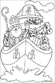 Sinterklaas Kleurplaat 3 Van 30