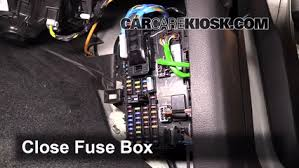 interior fuse box location 2009 2014 ford f 150 2013 ford f 150 interior fuse box location 2009 2014 ford f 150 2013 ford f 150 xlt 3 7l v6 flexfuel standard cab pickup