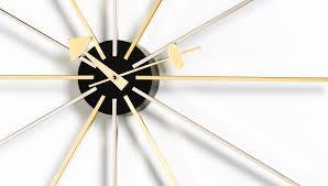 vitra wall clocks star clock