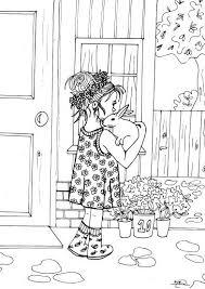 Kleurplaten Voor Volwassenen En Kinderen Adult Coloring Pages