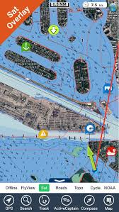 Marine Charts Are Primarily Used By Boaters For Which Purpose Boating Florida Nautical Chart Apprecs