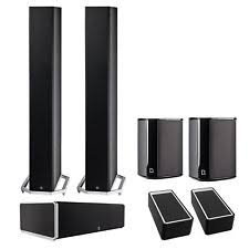 definitive aw6500. definitive technology bp9060 5.0 tower speaker bundle w/ integrated subs \u0026 atmos aw6500
