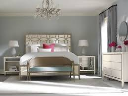Modern Style Luxurious White & Taupe 3 piece Bedroom Set w/ Queen ...