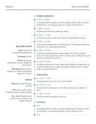 Sample Design Resume – Mycola.info
