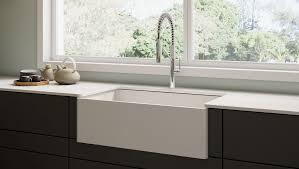 Apron Front Kitchen Sink White Apron Front Kitchen Sink Subtouchcom