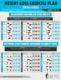 Weekly Exercise Planner Lamasa Jasonkellyphoto Co
