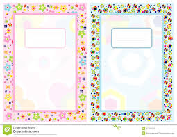 notebook cover page stock photography image  notebook cover page